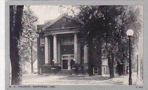Indiana Nappanee M E Church
