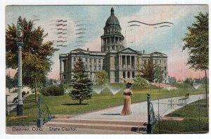 Denver, Colo., State Capitol