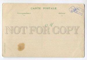 287204 BELGIUM OSTENDE Splendid Hotel Jardin ADVERTISING Vintage postcard