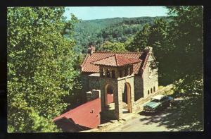 Eureka Springs, Arkansas/AR Postcard, St. Elizabeth Church
