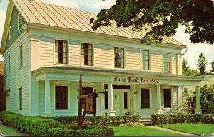 New York Cobleskill Bull's Head Inn