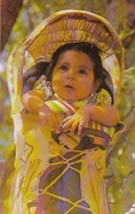 Indian Papoose And Cradle Board Sedona Arizona