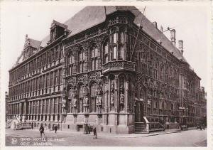 Belgium Gent Gand Hotel De Ville