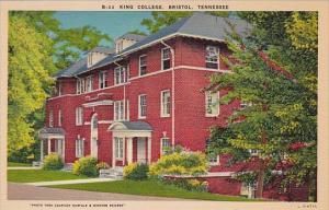 Tennessee Bristol King College