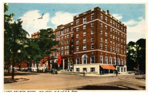 Canada  Halifax N.S. Lord Nelson Hotel