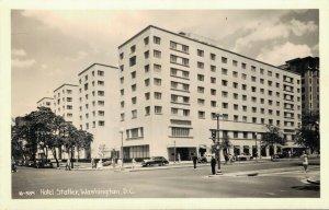 USA - Hotel Statler Washington D.C. RPPC 04.26