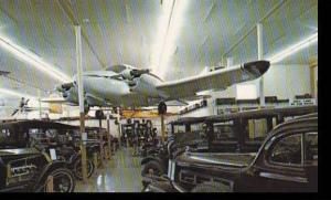 Nebraska Minden Pioneer Village 1954 Apache Airplane In Main Building