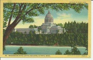 Olympia, Wash., Washington State Capitol Building
