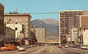 CO - Colorado Springs, Pike's Peak Avenue