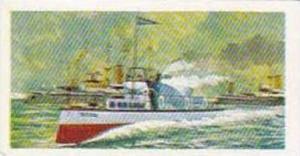 Brooke Bond Tea Vintage Trade Card Transport Through The Ages 1966 No 25 Turb...