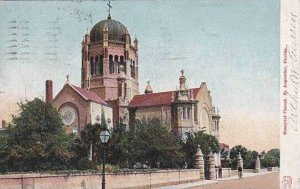 Florida Saint Augustine Memorial Church 1906