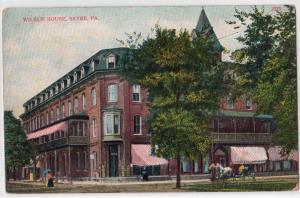 Wilbur House, Sayre PA
