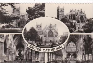 England Exeter Cathedral Multi View Photo