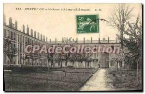 Old Postcard Chatillon St Anne d'Auray (West Coast)