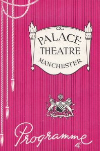 Victor Seaforth Norman Evans Musical 1951 Manchester Variety Theatre Programme
