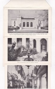 Washington, D.C., 1920-30s ; 5-View Folder, Pan American Union