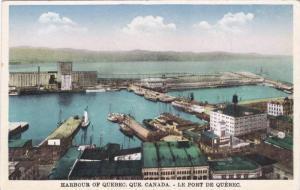Harbour Of Quebec, Quebec, Quebec, Canada, 1900-1910s