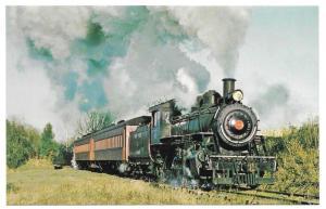 New Hope Ivyland Railroad No 40 Baldwin Steam Locomotive