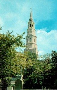 South Carolina Charleston St Phillip's Episcopal Church