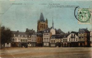 CPA   L'Aigle - Place Boislandry    (356158)