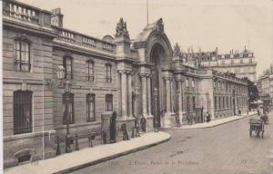 Palais de la Presidence, L'Elysee, Paris, France 1900-10s