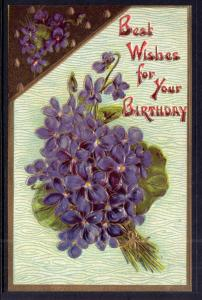 Best Wishes For Your Birthday,Flowers