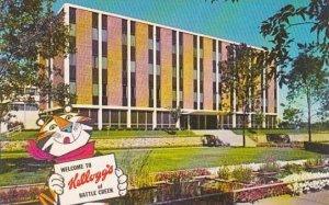 Michigan Battle Creek Welcome To Kellogg Company