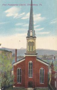 STROUDSBURG , Pennsylvania , 1900-10s ; First Presbyterian Church