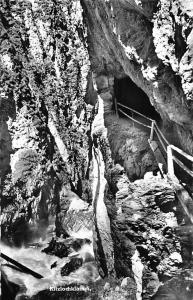 Kitzlochklamm Berg Mountain Waterfall