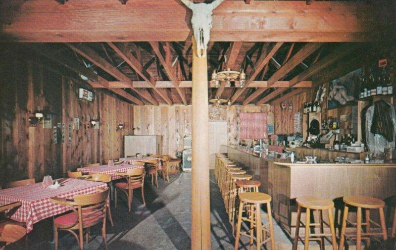 DAVIE , Florida , 1950-60s ; Long Branch Saloon