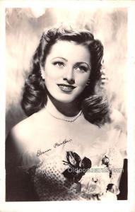 Eleanor Parker Movie Star Actor Actress Film Star Unused