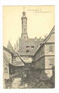 Hof Der Marienapotheke, Rothenburg ob der Tauber (Bavaria), Germany, 1900-1910s