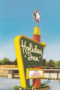 Logo , Holiday Inn , New Stanton , Pennsylvania , 40-60s