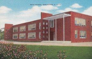 DARLINGTON, South Carolina, 1930-1940s; Mayo School