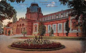 Hungary Budapest Kurhaus auf der Margareteninsel Margaret Island 1918