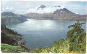 Lake Atiitan, Guatemala, 1957 Chrome