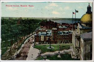 Beacon St. Boston MA