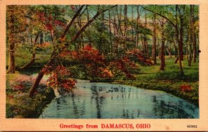 Ohio Greetings From Damascus