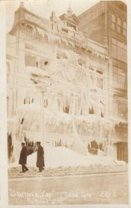 Grafton's Fire, Below Zero, February 12, 1917, Hamilton, Ontario, Canada, 1917