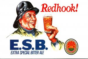 Advertising Beer Redhook Extra Special Bitter Ale 2005