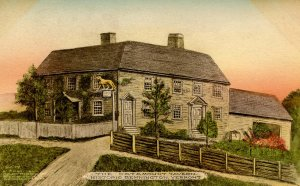 VT - Bennington. The Catamount Tavern