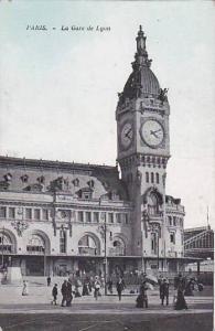 La Gare de Lyon, Paris, France, 00-10s