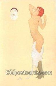 # 7 Les Peches Capitaux La Paresse Artist Raphael Kirchner Unused close to pe...