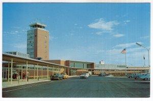 Columbus, Ohio, Port Columbus and Terminal Building