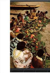 HAWAII, 1940-1960´s; Hawaiian Feast