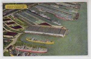State Docks, Mobile AL