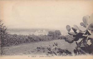 SALE.-Jardines exterieurs , Morocco , 00-10s