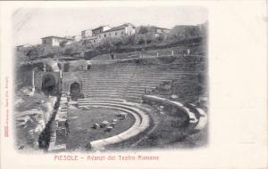 Fiesole, Avanci Del Teatro Romano, ROME, Lazio, Italy, 00-10's