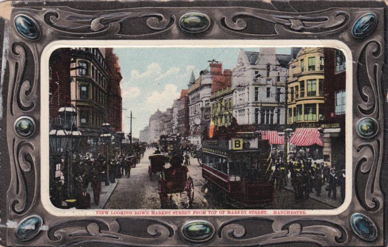 Market Street , MANCHESTER , England , 00-10s