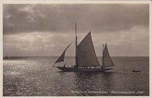 RP, Sailboat, Nordseebad Wilhelmshaven- Stationssegeljacht Asta, Lower Saxo...
